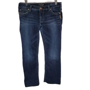 Silver Frankie bootcut jeans